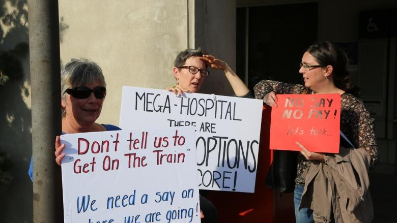 'Like Christmas in April': Budget means mega-hospital moving ahead, says Musyj