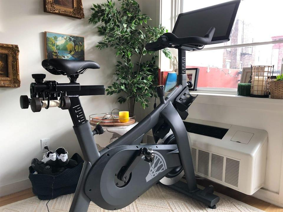 Products that motivated us to work out SoulCycle Bike