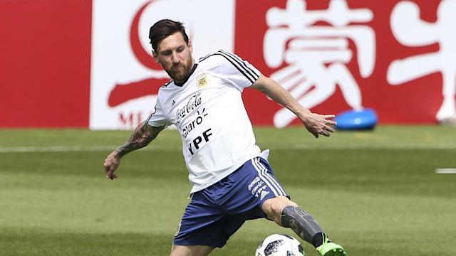 Argentina superstar Lionel Messi has endured an underwhelming World Cup so far but Jorge Sampaoli is backing him to salvage their hopes.