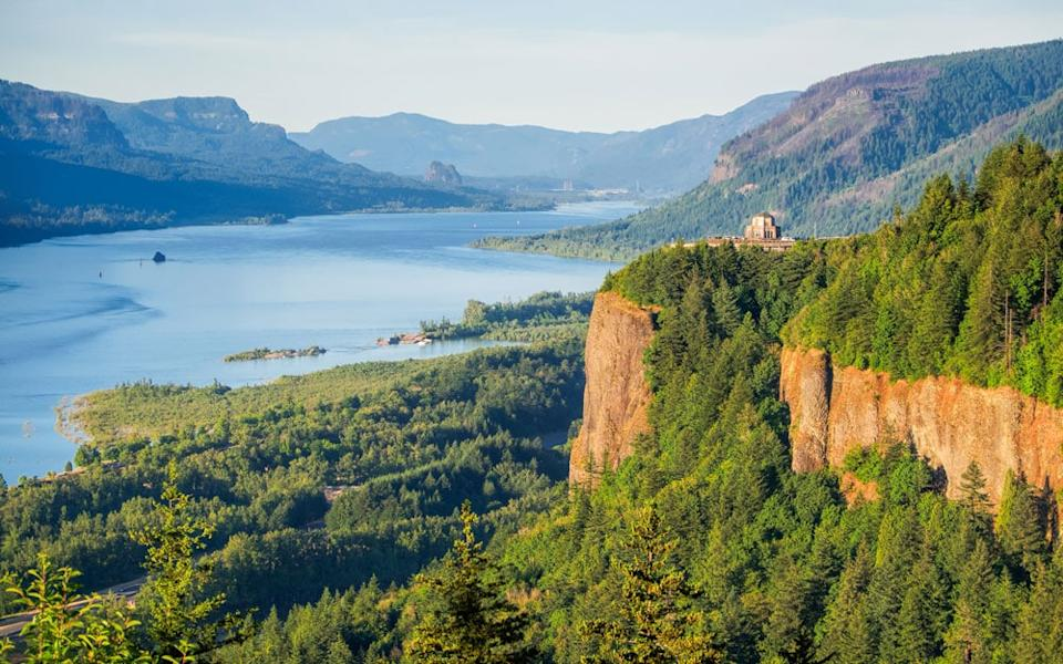 The Columbia river - Getty