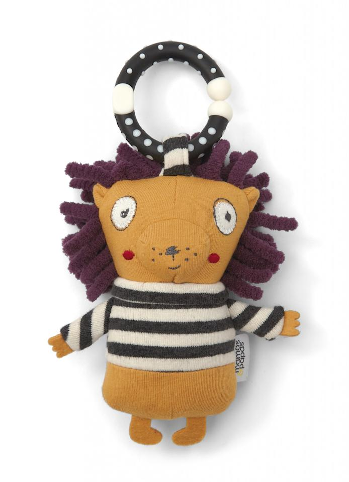 <p>Hang this hedgehog from your baby's buggy and soak up the soft toy envy. </p>