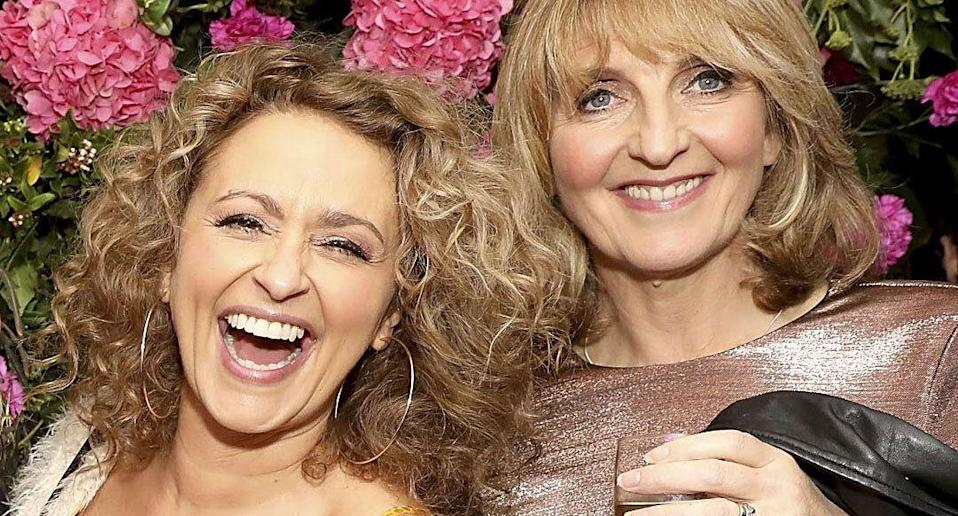 From left: Nadia Sawalha and Kaye Adams have been friends for over 20 years – but the course of true friendship does not always run true