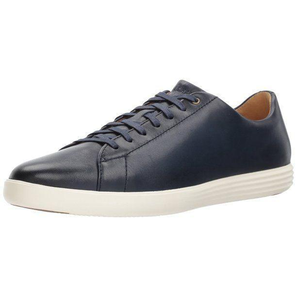 """<p><strong>Cole Haan</strong></p><p>amazon.com</p><p><strong>$64.98</strong></p><p><a href=""""https://www.amazon.com/dp/B073K7BNFR?tag=syn-yahoo-20&ascsubtag=%5Bartid%7C10055.g.37348516%5Bsrc%7Cyahoo-us"""" rel=""""nofollow noopener"""" target=""""_blank"""" data-ylk=""""slk:Shop Now"""" class=""""link rapid-noclick-resp"""">Shop Now</a></p><p>A fresh pair of leather sneakers for fall is never a bad idea. Multiple sizes and colors are available.</p>"""