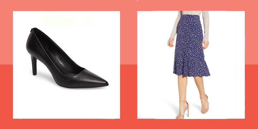 """<p>Building a work wardrobe can be hard, especially if your company has a relaxed dress code. """"Business casual attire is work appropriate clothing that isn't as formal as your traditional suit,"""" says <a rel=""""nofollow"""" href=""""http://melissagarciastyling.com/"""">Melissa Garcia</a>, <a rel=""""nofollow"""" href=""""https://www.marshalls.com/"""">Marshalls</a> styling expert. """"[It] affords you the opportunity to dress a little more comfortably, incorporating your own personal style while staying within the confines of work appropriate clothing."""" </p><p>If you need help building the perfect wardrobe or are confused about what the dress code really means, here are the pieces you need to have in your closet, according to experts. </p>"""