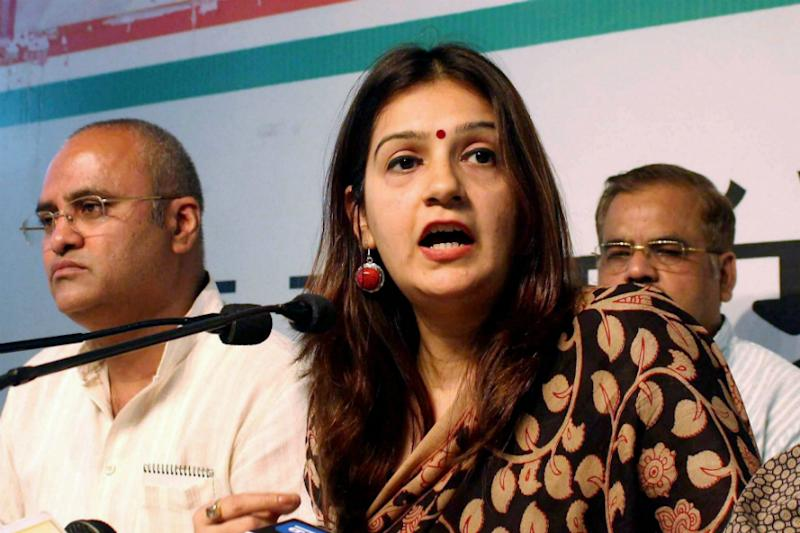 Priyanka Chaturvedi Joins Shiv Sena, Says Congress Hurt Her by Reinstating Men Who Harassed Her