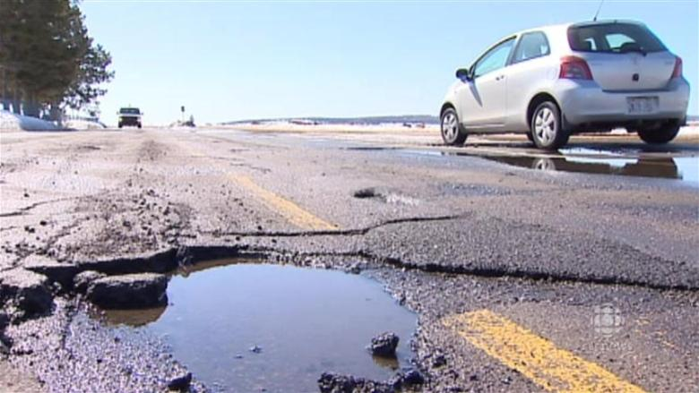 Charlottetown streets may get fixed faster this year