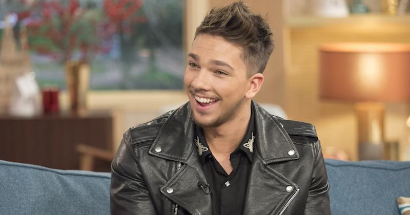 Matt Terry reportedly angered parents with his c-word rant in family pub (Copyright: Ken McKay/ITV/REX/Shutterstock)