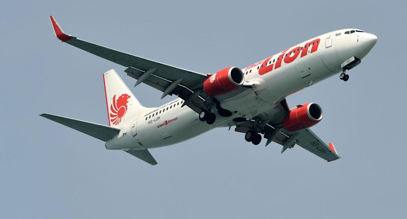 A Lion Air plane. Source: Getty Images (File pic)