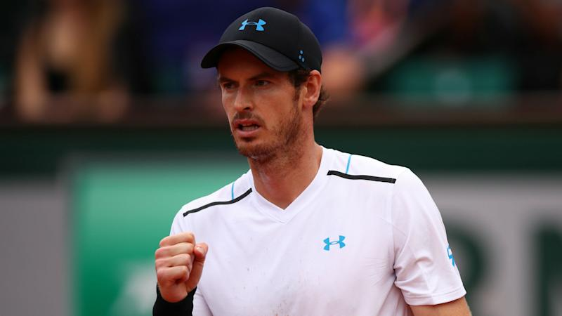Andy Murray's march continues in Kei Nishikori fight back
