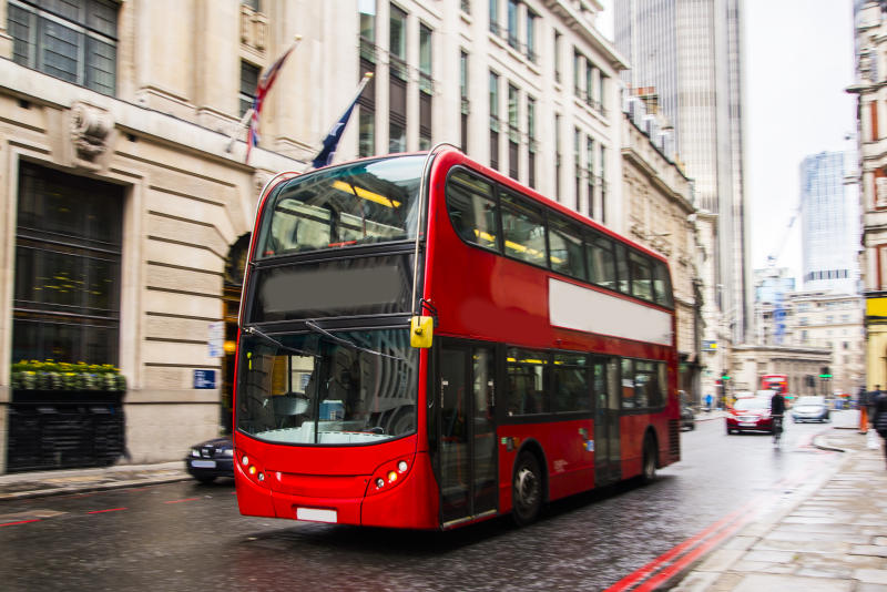 UK bus driver Michael John Parker had no valid licence or insurance and had a provisional driver's licence.