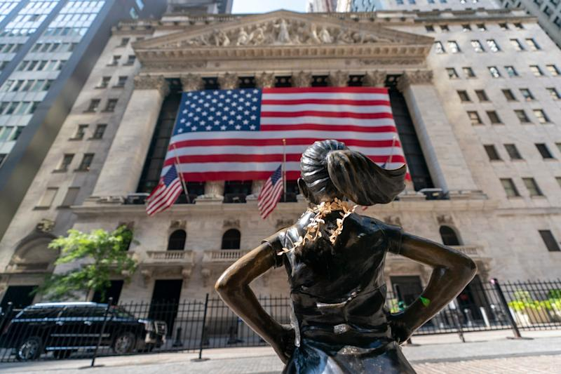 Trump's Positive Covid-19 Test Sends Investors Running for Cover; Global Stocks, Oil Prices Sink