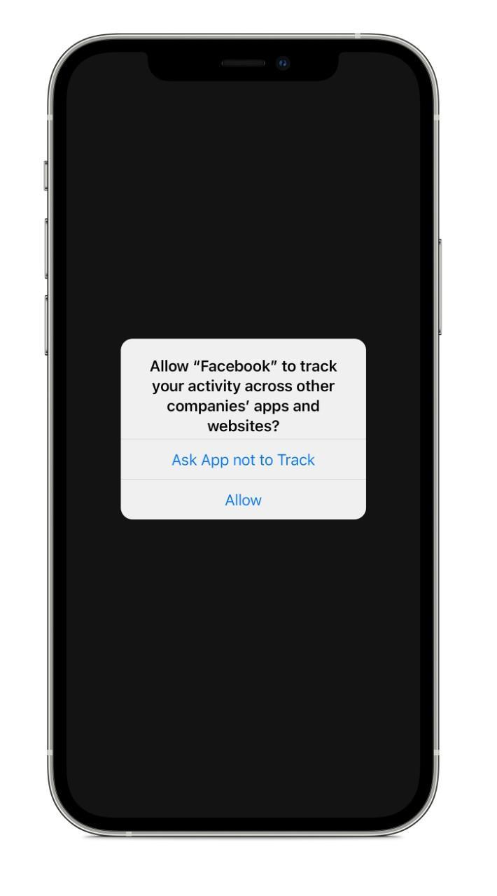 App tracking transparency tool