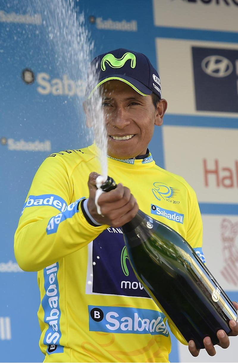Cycling - Quintana wins Tirreno, Dennis bags final stage