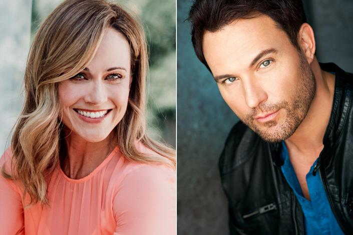 """<p><strong>Premieres: </strong>Nov. 20 at 10 p.m. ET/PT, Hallmark Movies & Mysteries</p> <p><strong>Stars: </strong>Nikki Deloach, David Haydn-Jones</p> <p><strong>Contains:</strong> Grandpa's journal, romantic revelation</p> <p><strong>Official description:</strong> """"Inspired by Scotty McCreery's song, 'Five More Minutes,' a woman's Christmas wish is answered in unexpected ways when her late grandfather's journal turns up and reveals an untold romance.""""</p>"""