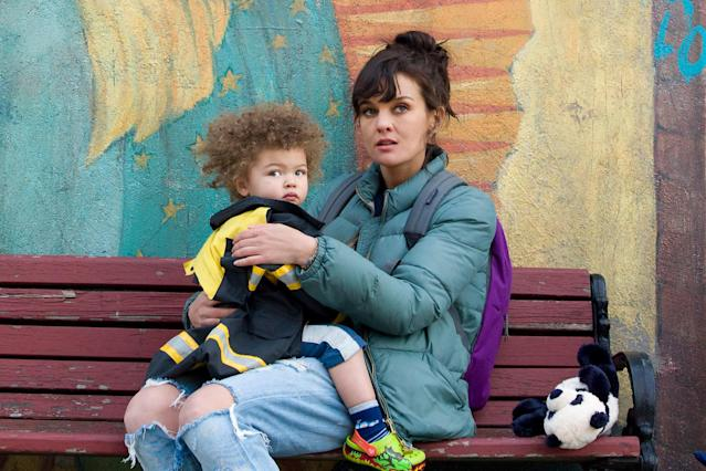 Frankie Shaw in 'SMILF' (Photo: Showtime)