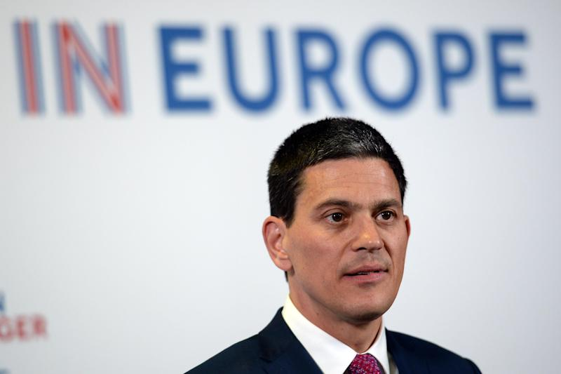 <i>David Miliband </i> (PA Archive/PA Images)