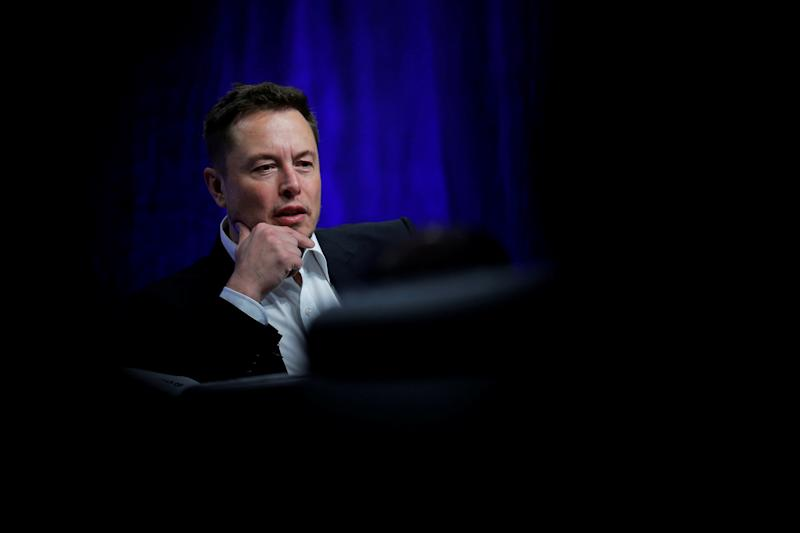 Elon Musk deletes his Tesla titles 'to see what would happen'