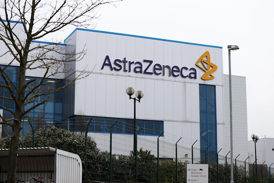 An AstraZeneca building (PA Archive)