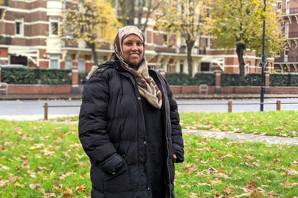 Covid-19 centres helped homeless Londoners get jobs amid the pandemic (pictured Hanen) (Beam)