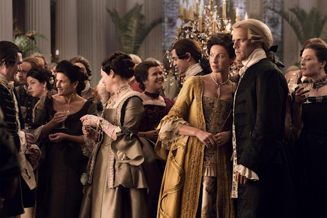 <em>Outlander</em> (Photo: Starz)