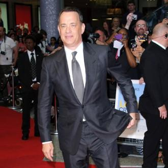 Tom Hanks not nervous about directing Larry Crowne