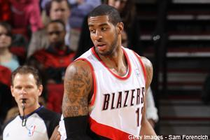 LaMarcus Aldridge's career-high 44 points highlighted Thursday's two-game slate, which Ryan Knaus breaks down with copious statistics in the Dose
