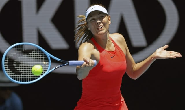Her final match came in a first-round defeat at the 2020 Australian Open to Donna Vekic (Lee Jin-man/AP)