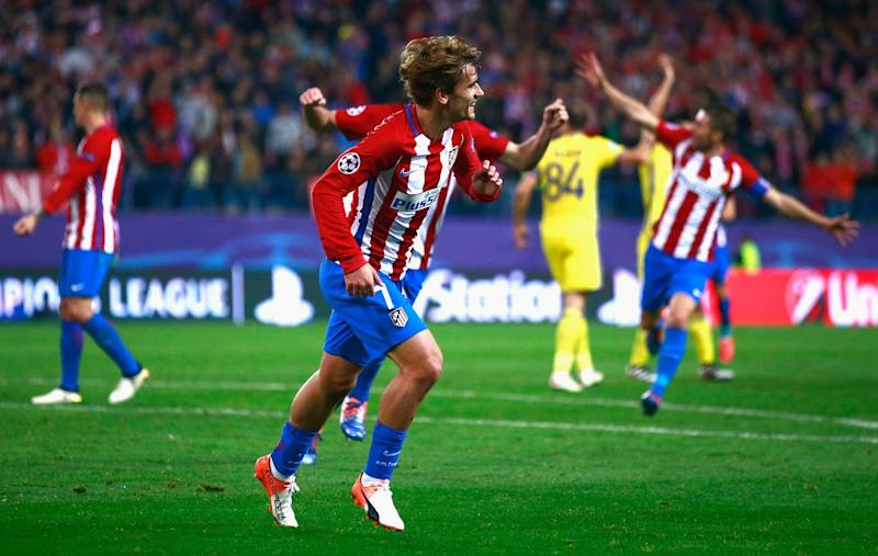 Hot property: Griezmann is among the most highly-coveted players in Europe: Getty Images
