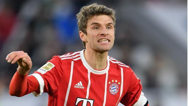 <p>Bayern Munich boss Heynckes hails game-changing Muller</p>