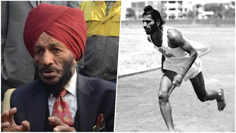 Milkha Singh 89th Birthday: Twitterati Including Sachin Tendulkar Wishes Flying Sikh on His Special Day
