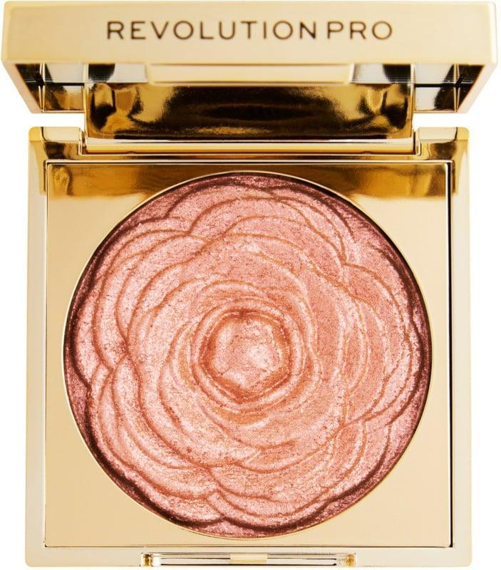<p>The <span>Revolution PRO Lustre Highlighter in Rose Gold</span> ($15) not only looks luxurious on your vanity but will create an illuminating rosy finish on your cheeks! </p>
