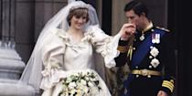 """<p>Kissing his bride's hand just after saying """"I do."""" </p>"""