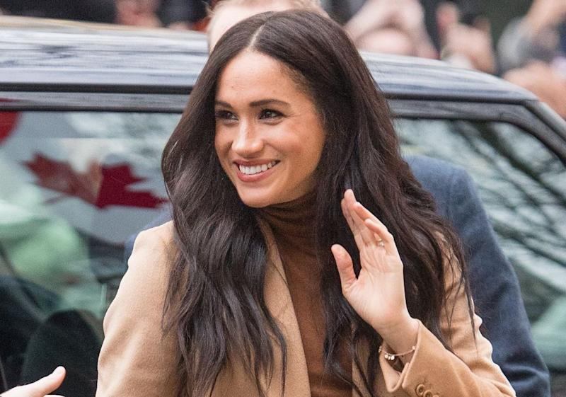 Meghan Markle : la photo de son sosie casse Internet