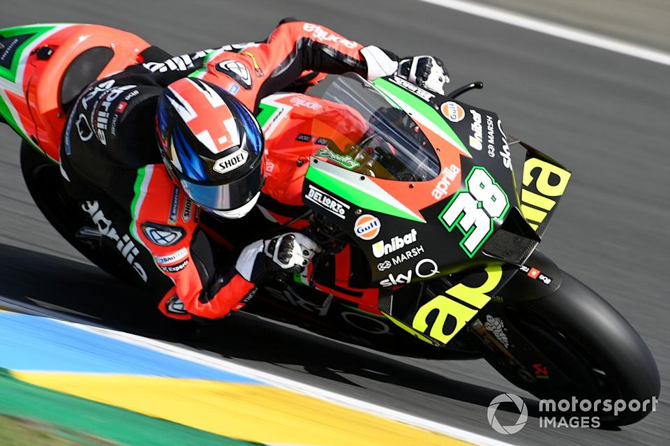 """2020: Bradley Smith (Aprilia RS-GP)<span class=""""copyright"""">Gold and Goose / Motorsport Images</span>"""