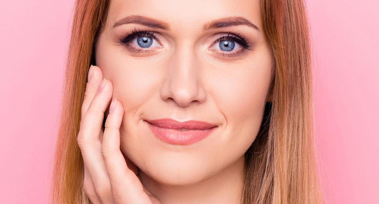 Looking for a beauty product to smooth the complexion, wrinkles, scarring and blemishes? Trinny London's Miracle Blur is a fan favourite.  (Getty Images)
