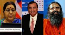 <p>In a country where we have such a large population of over a billion people, we'll take you through some of the most powerful Indians today. </p>