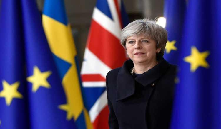 Britain's Brexit-beaten PM may step down soon