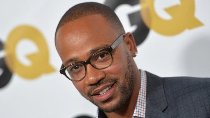 Choreographer-actor-author Columbus Short attends the GQ Men of The Year party at The Ebell Club in Los Angeles. (Photo by Michael Buckner/Getty Images for GQ)