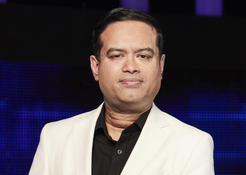 Paul Sinha is a qualified GP as well as a stand-up comic. (ITV/Matt Frost)