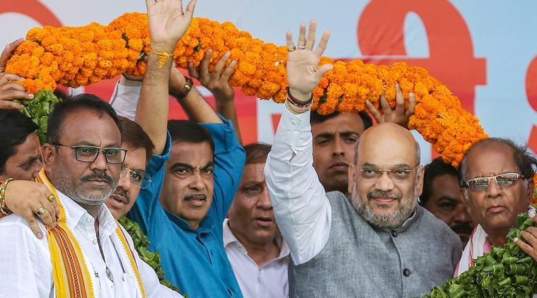 Amit Shah on Rahul's Wayanad show: Is it in India or Pakistan?