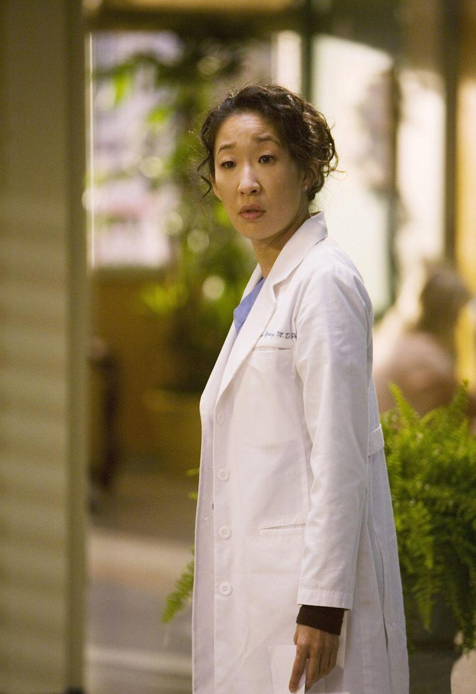 """<p>""""At that time I was practicing asking for what I wanted in my life, which I still practice today. And I saw the part of Christina Yang and I wanted to do that part,"""" she <a href=""""https://www.youtube.com/watch?v=pJ8avIEuD9I"""" rel=""""nofollow noopener"""" target=""""_blank"""" data-ylk=""""slk:said"""" class=""""link rapid-noclick-resp"""">said</a>. """"So even though Shonda wanted me to come in for the part of Bailey, I said, 'No I want to come in for Christina.'"""" </p>"""