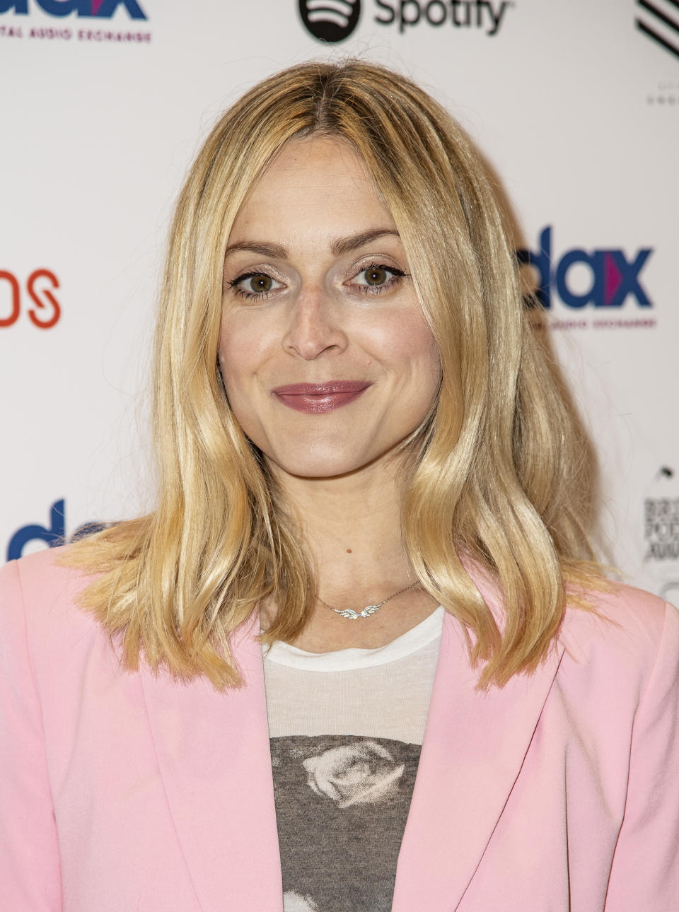 LONDON, UNITED KINGDOM - 2019/05/18: Fearne Cotton seen during the British Podcast Awards 2019 at the Kings Place in London. (Photo by Gary Mitchell/SOPA Images/LightRocket via Getty Images)