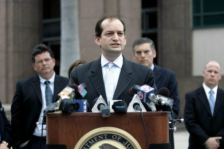 Acosta (File photo by Joe Raedle/Getty Images)