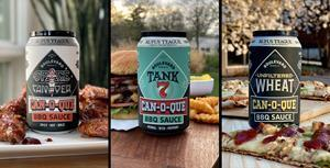 Rufus Teague and Boulevard Brewing Co. partner on three distinctive flavors of Can-O-Que BBQ sauce made with three distinctly different Boulevard brews.