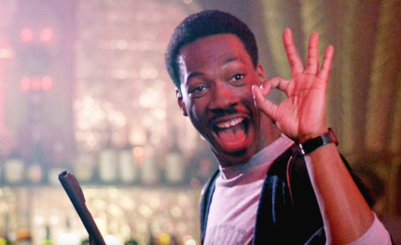 Eddie Murphy confirms he's making Beverly Hills Cop 4