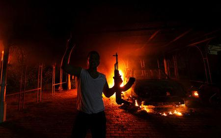 Suspect in Benghazi attacks due for first court appearance