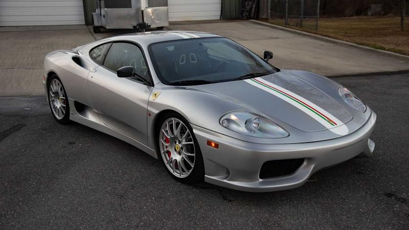 Put A 2004 Ferrari 360 Stradale In Your Garage