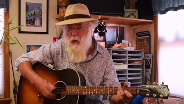 Musician David Olney Dies On Stage During Florida's Songwriter's Festival