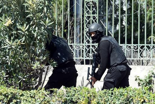 At least seven foreigners killed in attack on Tunis museum