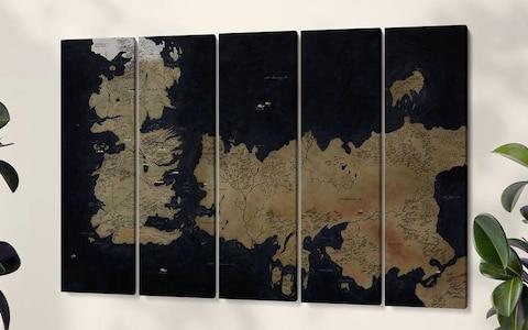 game of thrones wall map